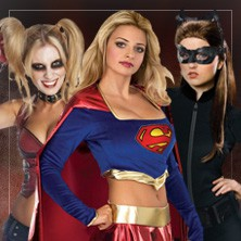 Costumi Supereroine