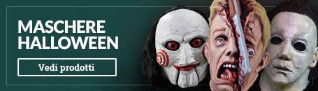 Maschere di Halloween