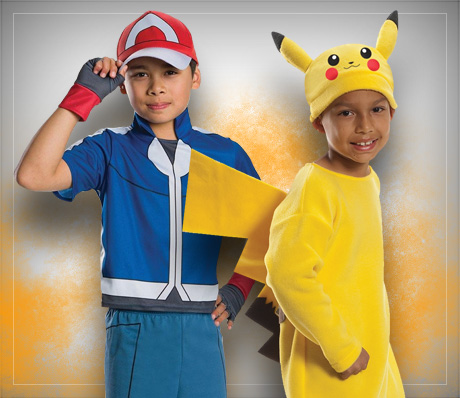 Costumi Pokemon