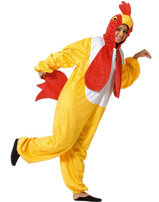 Costume da gallina
