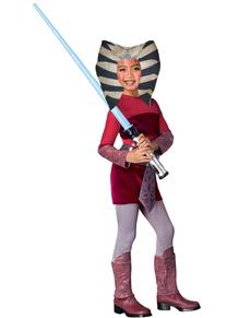 Costume Ahsoka The Clone Wars da bambini