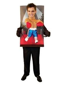 Costume box marionetta