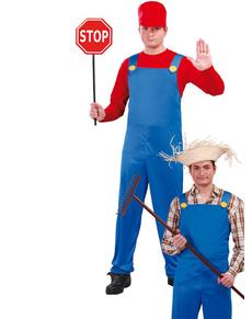 Costume da Mario-macchinista del treno