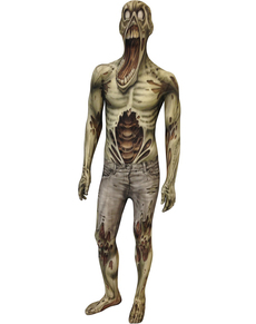 Costume Zombie Monster Collection Morphsuit