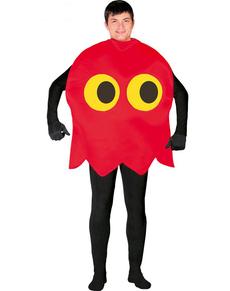 Costume fantasma rosso
