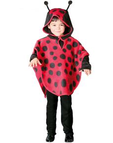 Costume coccinella da bambini