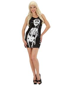 Costume da skeleton lover