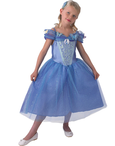 Costume Cenerentola Movie per bambina