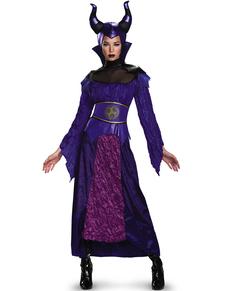 Costume Malefica Descendants deluxe donna