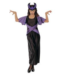 Costume regina della oscurità donna