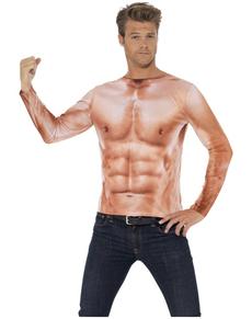 Camicia muscolosa uomo