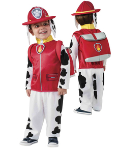 Costume da Marshall Paw Patrol da bambino