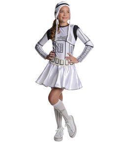 Costume Stormtrooper Star Wars adolescente
