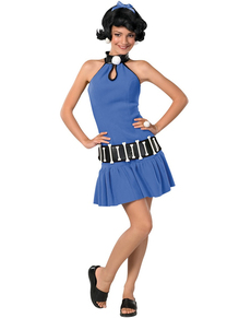 Costume Betty Rubble The Flintstones adolescente