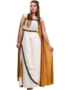 Costume da avvenente greca da donna
