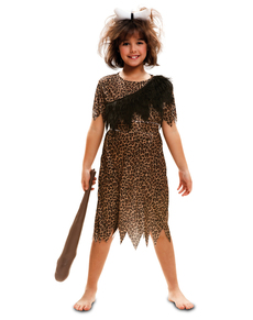 Costume da troglodita per bambina