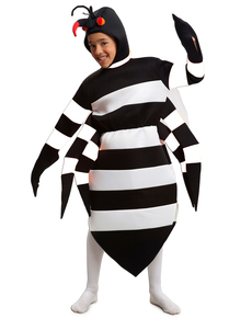Costume da zanzara tigre per bambino