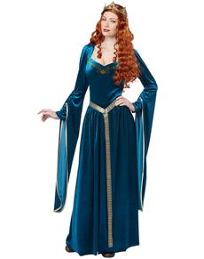Costume da Lady Ginevra per donna