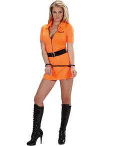 Costume da detenuta sexy per donna