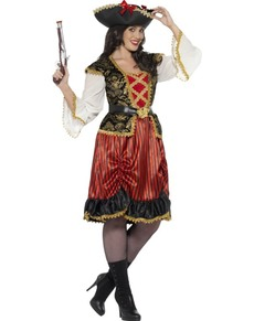 Costume da lady pirata per donna