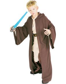 Tunica Jedi deluxe da bambino