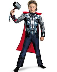Costume Thor Classic muscoloso da bambino